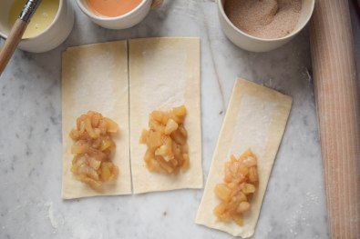 Apple Hand Pies - abagofflour.com