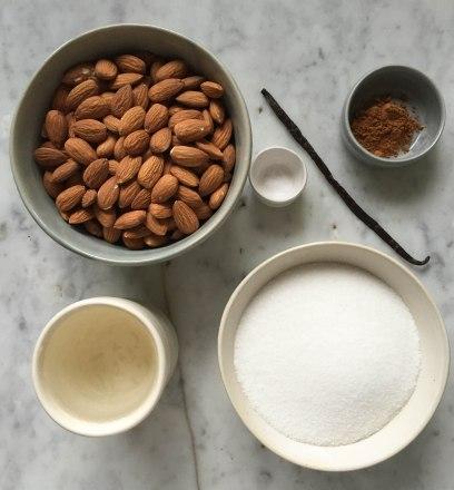 Candied Almonds - abagofflour.com
