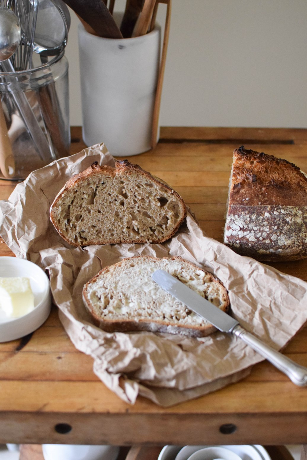 No-Knead Bread with Instant Yeast - abagofflour.com-14
