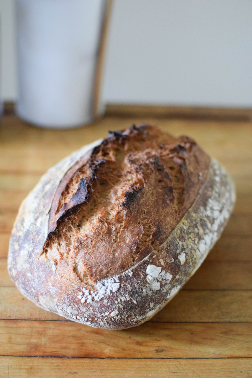 No-Knead Bread with Instant Yeast - abagofflour.com-8
