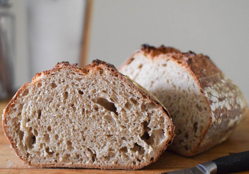 No-Knead Bread with Instant Yeast - abagofflour.com-9